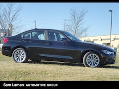 New 2018 BMW 320i xDrive Sedan BMW1161 in Bloomington, IL