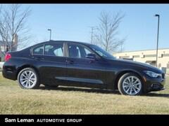 New 2018 BMW 320i xDrive Sedan BMW1161L in Bloomington, IL