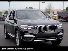 New 2018 BMW X3 xDrive30i SAV BMW1244 in Bloomington, IL