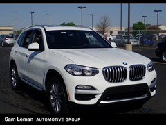 New 2018 BMW X3 xDrive30i SAV BMW1225L in Bloomington, IL