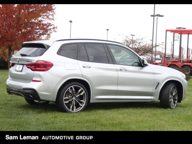 New 2018 BMW X3 M40i For Sale in Bloomington, Morton ...