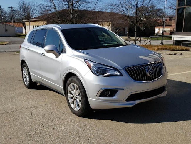 Used 2018 Buick Envision Essence Wagon for sale in Fairfield, IL