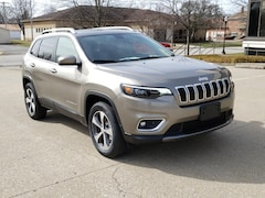 New 2019 Jeep Cherokee For Sale in Fairfield, IL