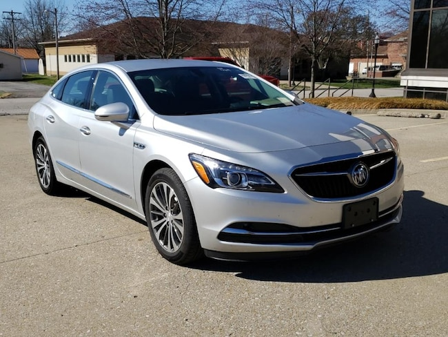 Used 2018 Buick Lacrosse Essence Sdn FWD for sale in Fairfield, IL