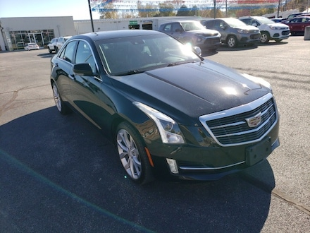 Featured used 2015 Cadillac ATS 2.0L Turbo Performance Sedan for sale in Fairfield, IL