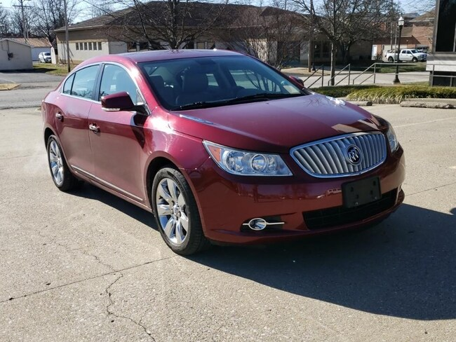 Used 2011 Buick Lacrosse CXL Sdn FWD for sale in Fairfield, IL