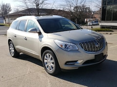 2014 Buick Enclave Leather Wagon 5GAKRCKD8EJ167421