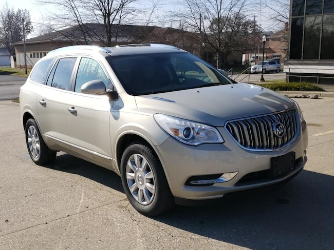 Used 2014 Buick Enclave Premium FWD for sale in Fairfield, IL