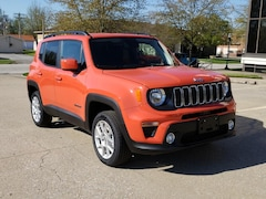 New 2019 Jeep Renegade LATITUDE 4X4 Sport Utility for Sale in Fairfield