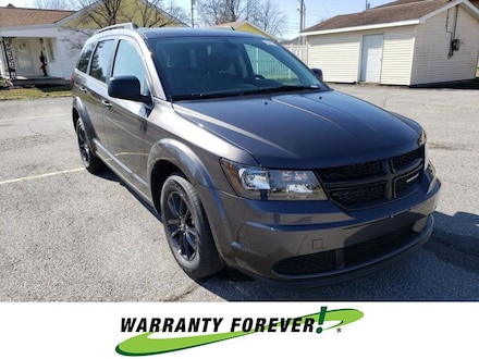 Featured new 2020 Dodge Journey SE (FWD) Sport Utility for sale in Fairfield, IL