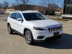New 2019 Jeep Cherokee LATITUDE PLUS FWD Sport Utility for Sale in Fairfield