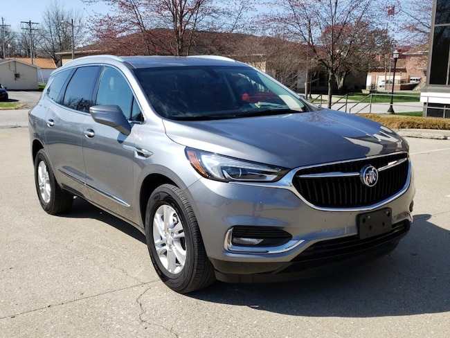 Used 2018 Buick Enclave Essence AWD for sale in Fairfield, IL