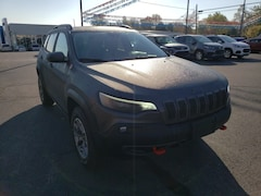 New 2021 Jeep Cherokee TRAILHAWK 4X4 Sport Utility for Sale in Fairfield