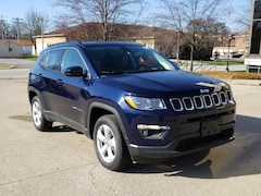 New 2019 Jeep Compass LATITUDE 4X4 Sport Utility for Sale in Fairfield