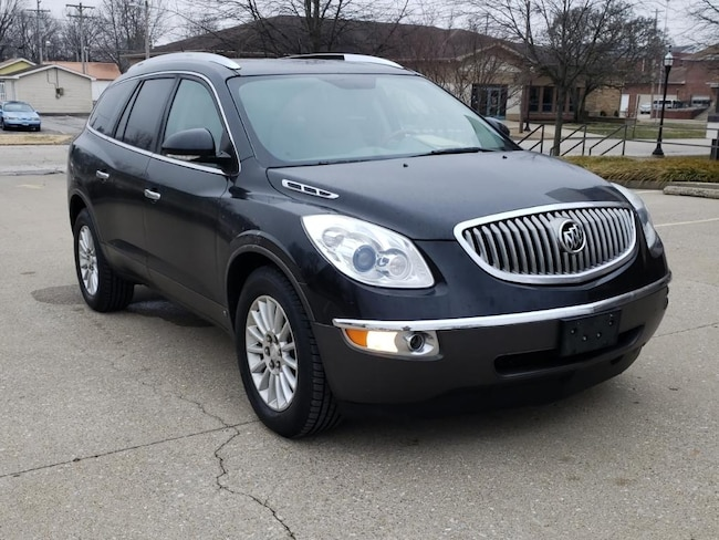 Used 2010 Buick Enclave CXL Wagon for sale in Fairfield, IL