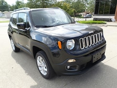 New 2018 Jeep Renegade LATITUDE 4X4 Sport Utility for Sale in Fairfield