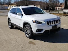 New 2019 Jeep Cherokee LATITUDE PLUS 4X4 Sport Utility for Sale in Fairfield