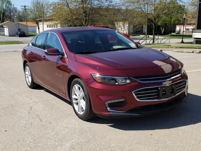 Used 2016 Chevrolet Malibu LT Sdn for sale in Fairfield, IL