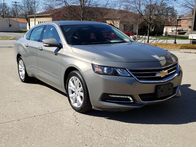 Used 2018 Chevrolet Impala LT Sdn for sale in Fairfield, IL