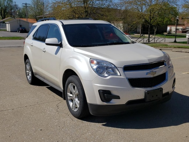 Used 2013 Chevrolet Equinox LT FWD for sale in Fairfield, IL