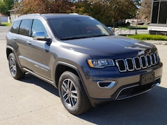 New 2019 Jeep Grand Cherokee LIMITED 4X4 Sport Utility for Sale in Fairfield