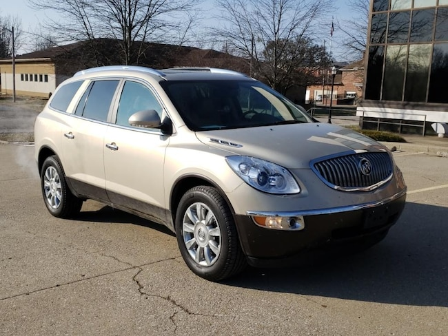 Used 2012 Buick Enclave Leather Wagon for sale in Fairfield, IL