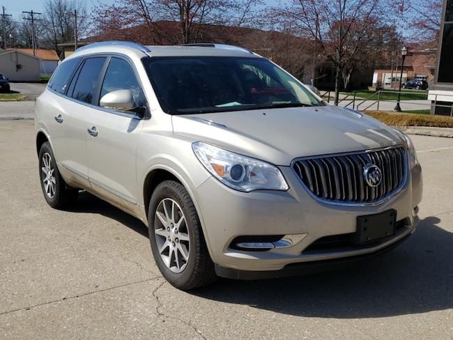 Used 2013 Buick Enclave Leather FWD for sale in Fairfield, IL