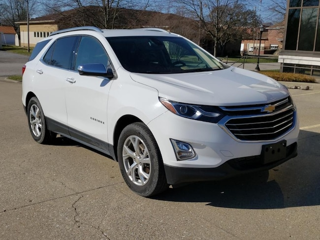 Used 2018 Chevrolet Equinox Premier AWD for sale in Fairfield, IL