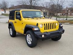 New 2019 Jeep Wrangler SPORT S 4X4 Sport Utility for Sale in Fairfield