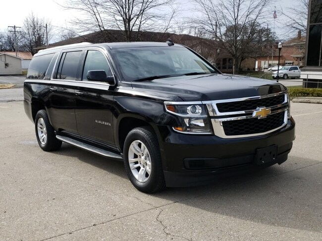 Used 2018 Chevrolet Suburban LT 4WD  1500 for sale in Fairfield, IL