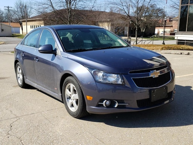 Used 2014 Chevrolet Cruze 1LT Sdn for sale in Fairfield, IL