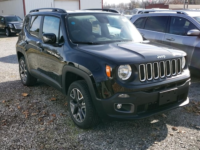 New 2018 Jeep Renegade LATITUDE 4X4 Sport Utility Fairfield IL