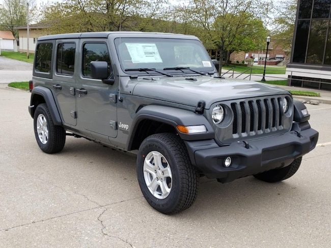 Wrangler For Sale >> New 2019 Jeep Wrangler For Sale In Fairfield Il Near Mount Vernon