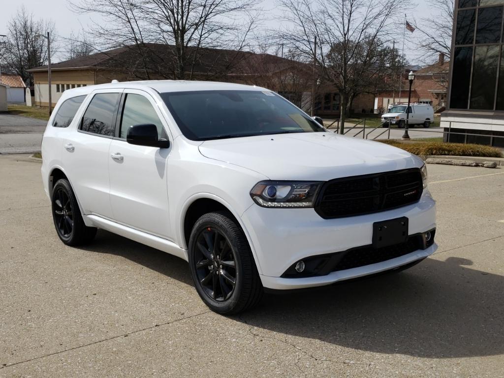 Featured new 2019 Dodge Durango SXT PLUS AWD Sport Utility for sale in Fairfield, IL