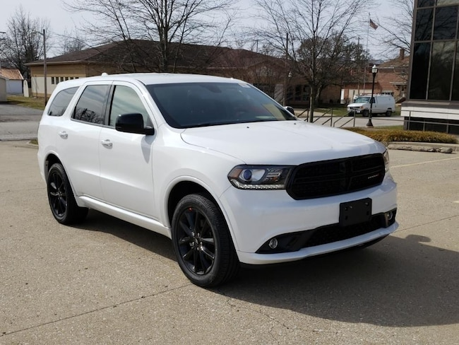 New 2019 Dodge Durango SXT PLUS AWD Sport Utility Fairfield IL