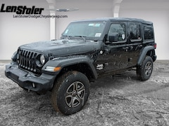 2018 Jeep LIFTED UNLIMITED SPORT 4X4 Sport Utility Wrangler