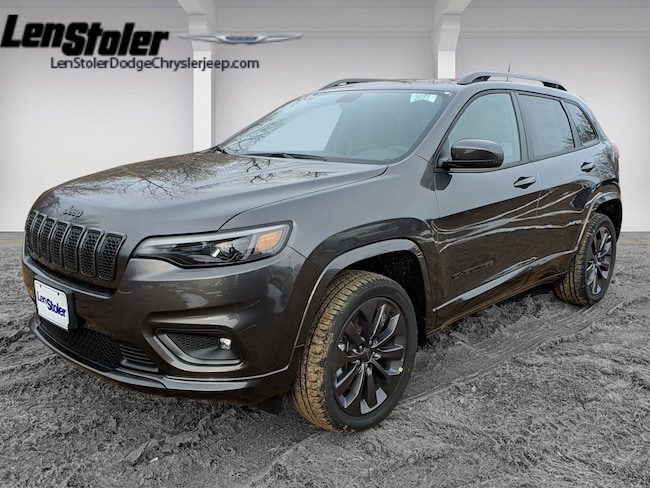 2019 Jeep HIGH ALTITUDE 4X4 Sport Utility Cherokee