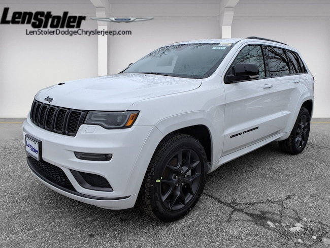 New 2019 Jeep Grand Cherokee Limited X 4x4 For Sale Westminster Md