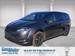 2018 Chrysler Pacifica Touring Plus Van