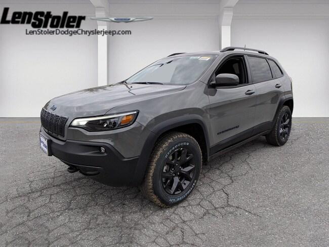 2019 Jeep UPLAND 4X4 Sport Utility Cherokee