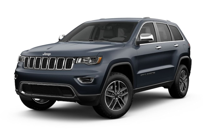 2019 Jeep LIMITED 4X4 Sport Utility Grand Cherokee
