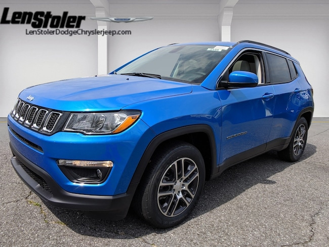 2019 Jeep SUN & WHEEL FWD Sport Utility Compass