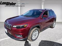 2019 Jeep LATITUDE FWD Sport Utility Cherokee
