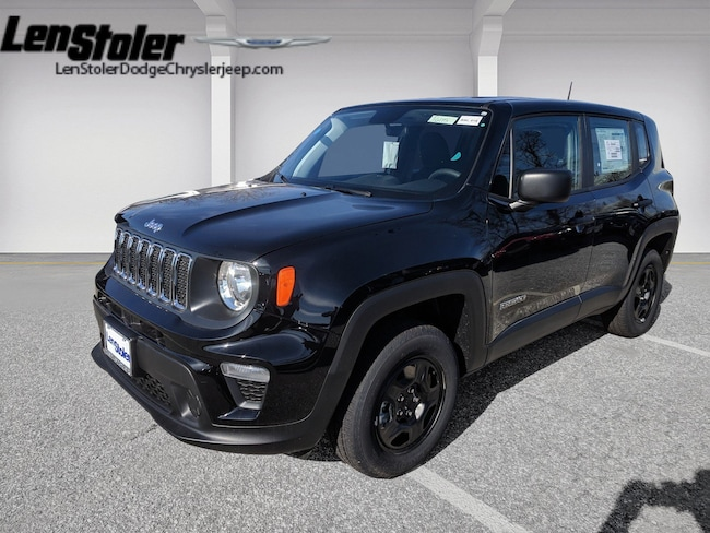 2019 Jeep SPORT 4X4 Sport Utility Renegade