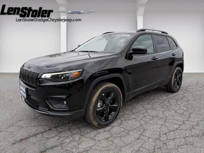 2019 Jeep ALTITUDE 4X4 Sport Utility Cherokee