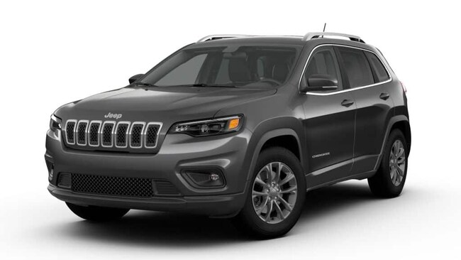 2019 Jeep LATITUDE PLUS 4X4 Sport Utility Cherokee