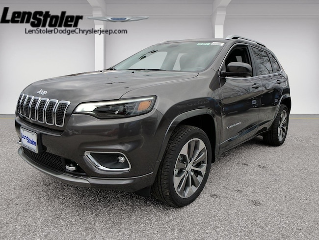 2019 Jeep OVERLAND 4X4 Sport Utility Cherokee