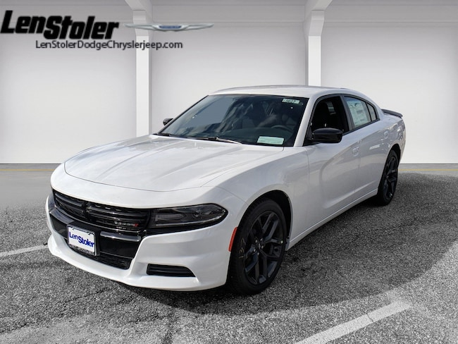 New 2019 Dodge Charger Sxt Rwd With Added Leather Interior For Sale