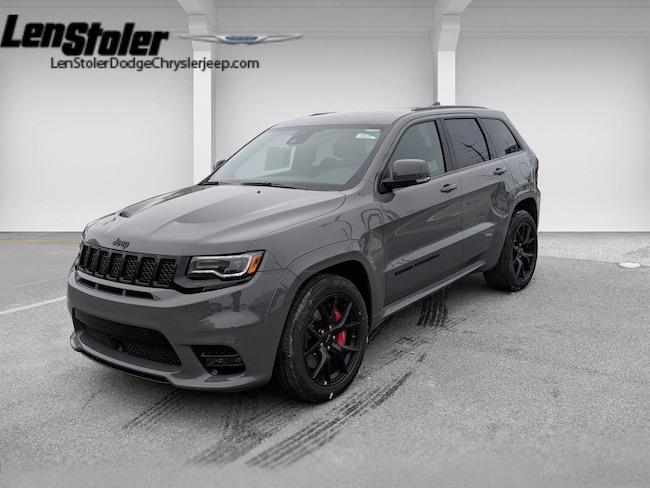 2019 Jeep SRT 4X4 Sport Utility Grand Cherokee