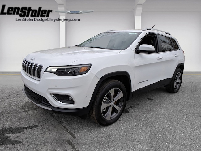 New 2019 Jeep Cherokee Limited 4x4 For Sale Westminster Md